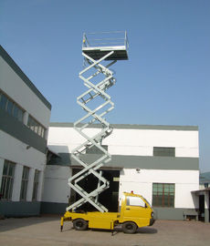 kupować hot sell hydraulic cherry picker scissor lift w Internecie producent